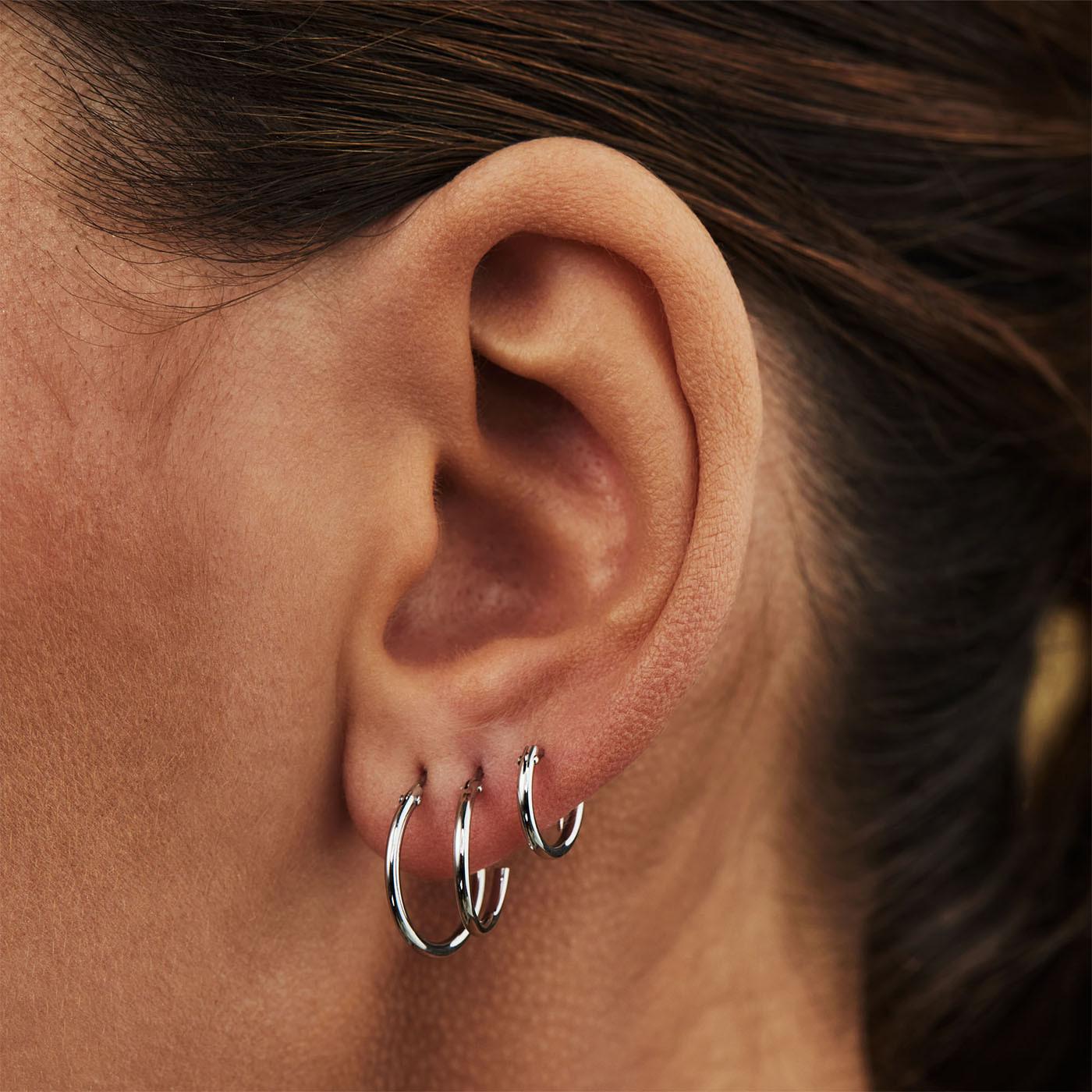Selected Jewels Selected Gifts 925 sterling zilveren set oorbellen SJSET1330067