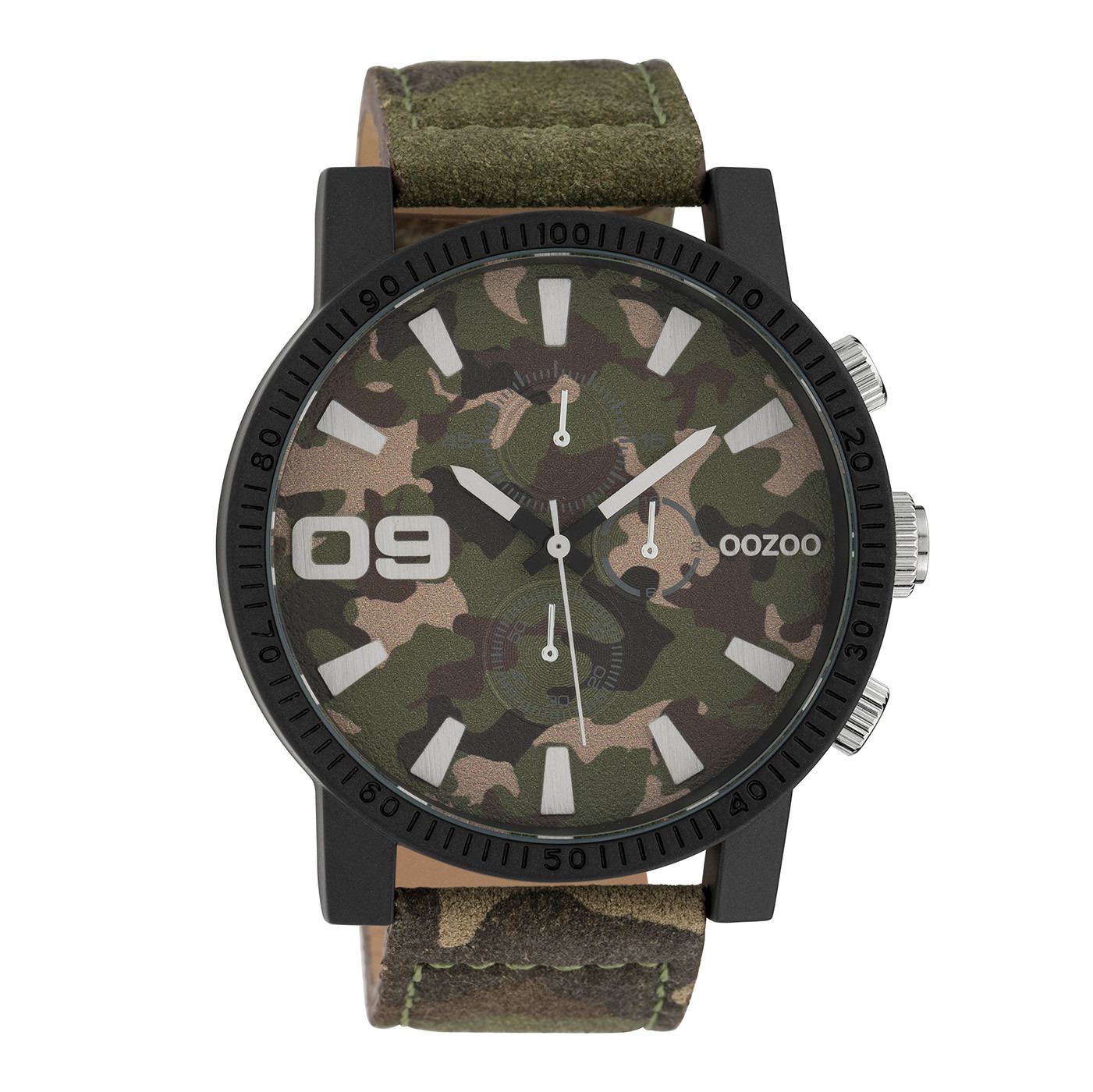OOZOO Timepieces Army horloge C10066 (50 mm)
