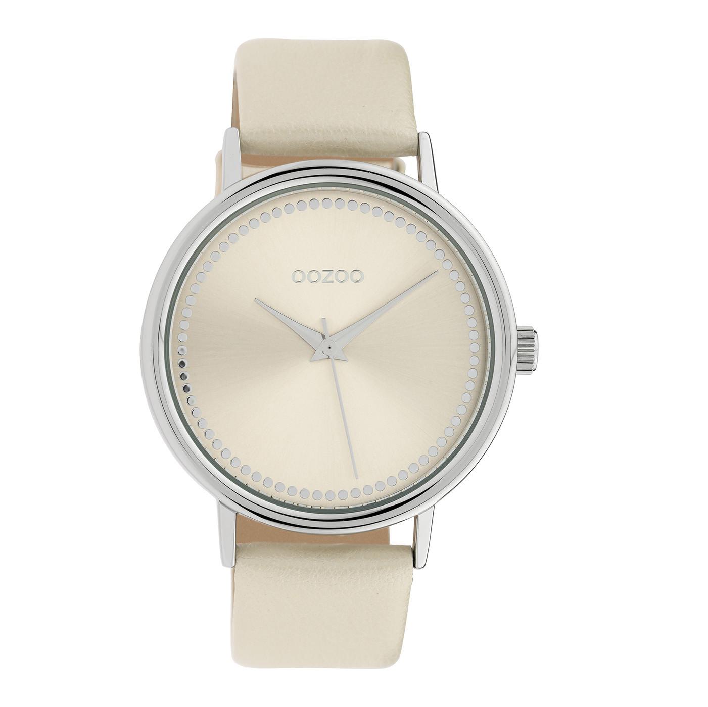 OOZOO Timepieces Champagne horloge C10150 (42 mm)