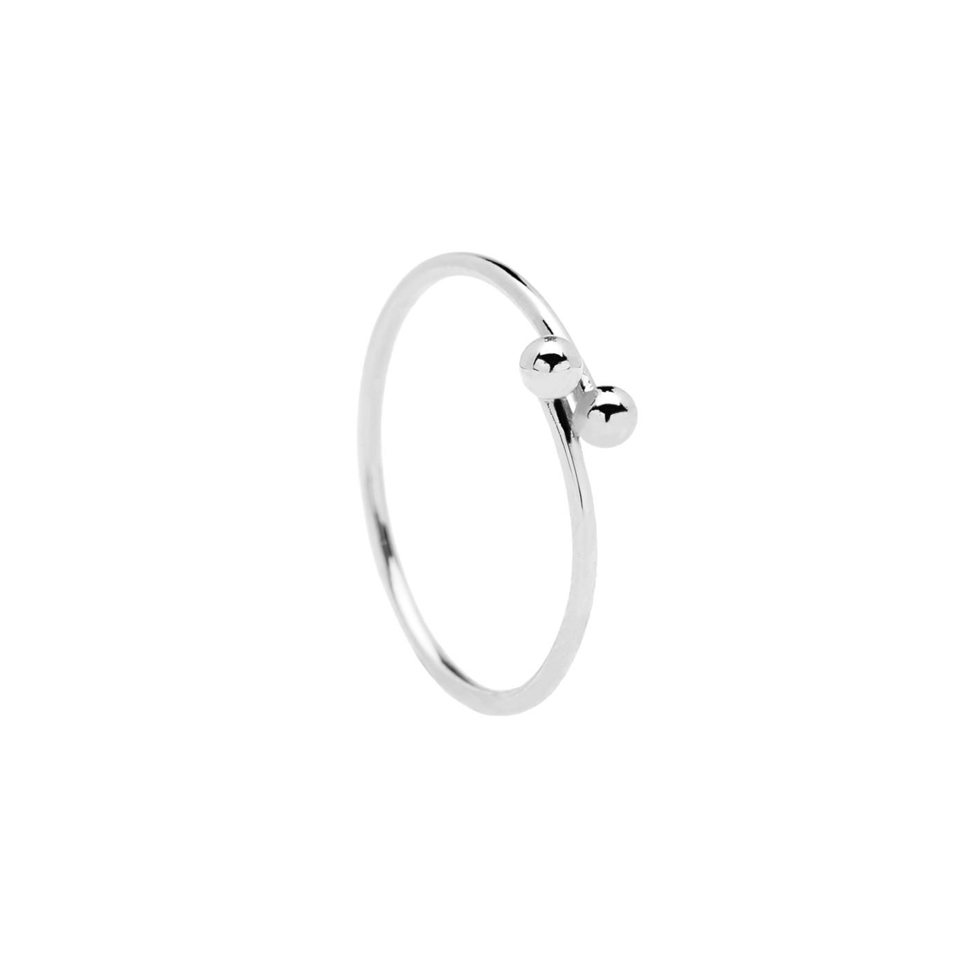 P D Paola 925 Sterling Zilveren L'Esseentiel Aura Ring AN02-128