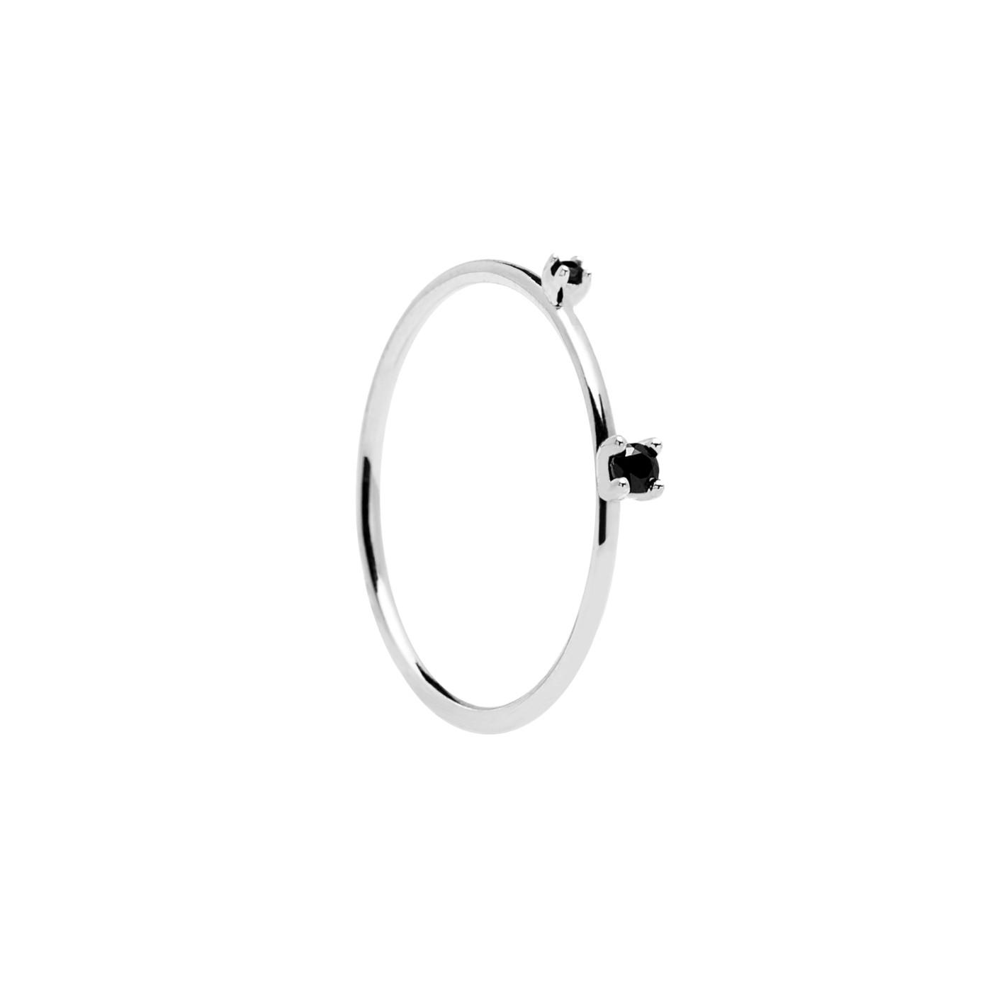 P D Paola 925 Sterling Zilveren L'Esseentiel Ring AN02-131