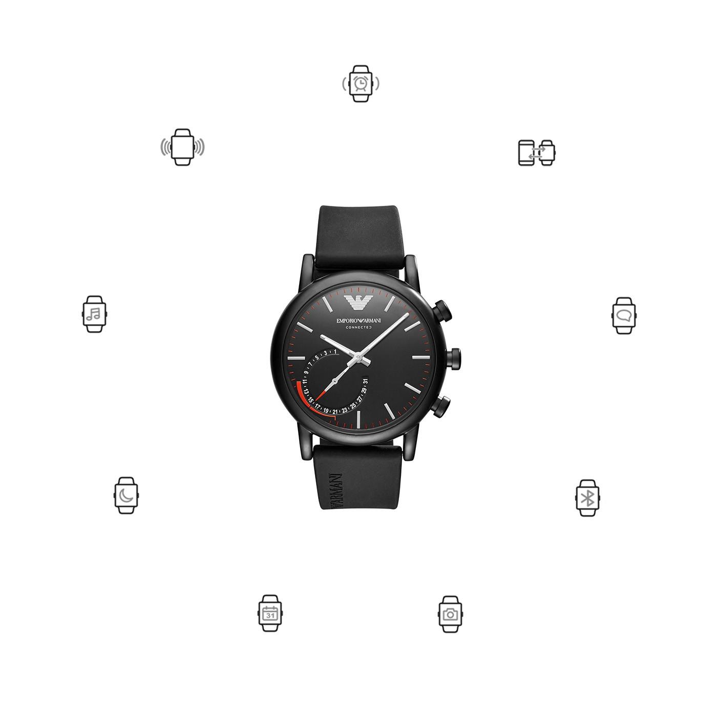 Emporio Armani Connected Hybrid Smartwatch ART3010