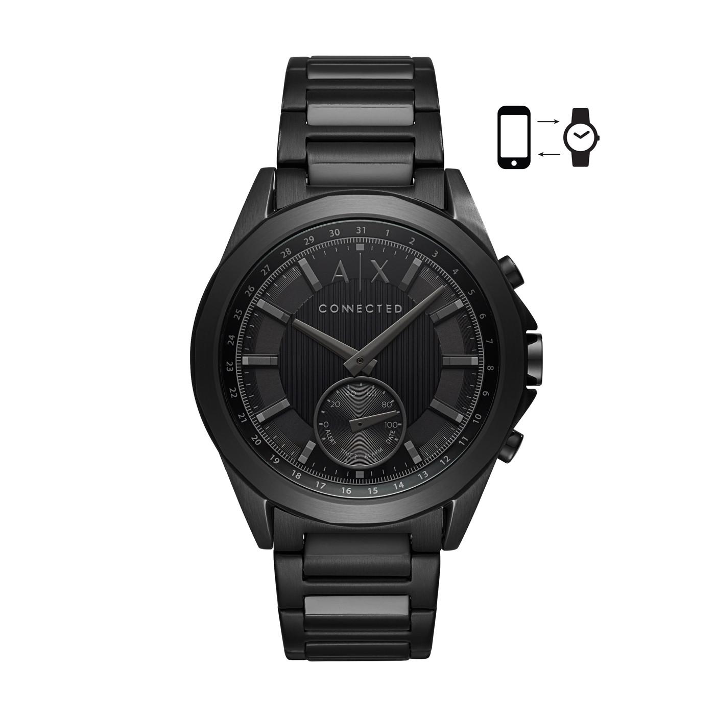 Armani Exchange Connected Drexler Hybrid Smartwatch AXT1007