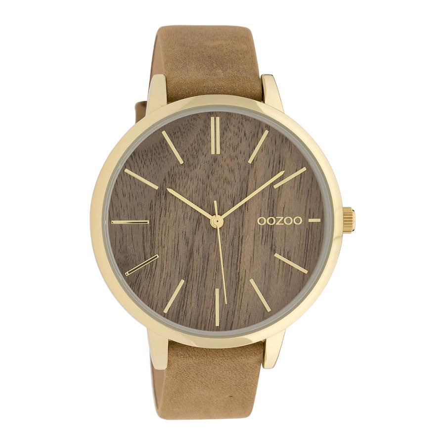 OOZOO Timepieces Cognac/Oak C9747 (42 mm)