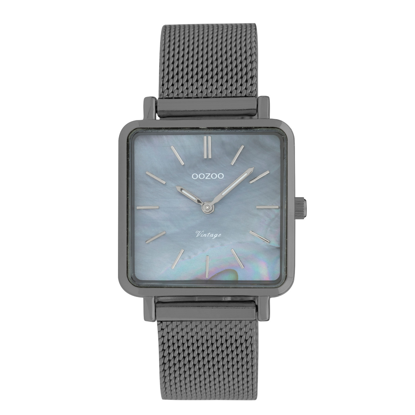 OOZOO Vintage Titanium horloge C9849 (29 mm)