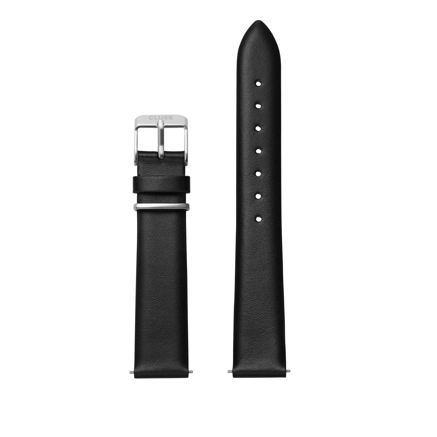 CLUSE Strap 16 mm La Garconne Black CLS601