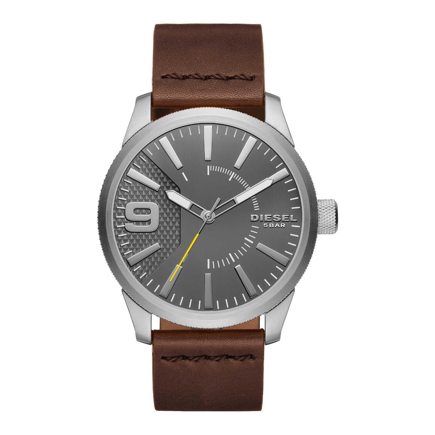 Diesel Rasp Heren horloge DZ1802