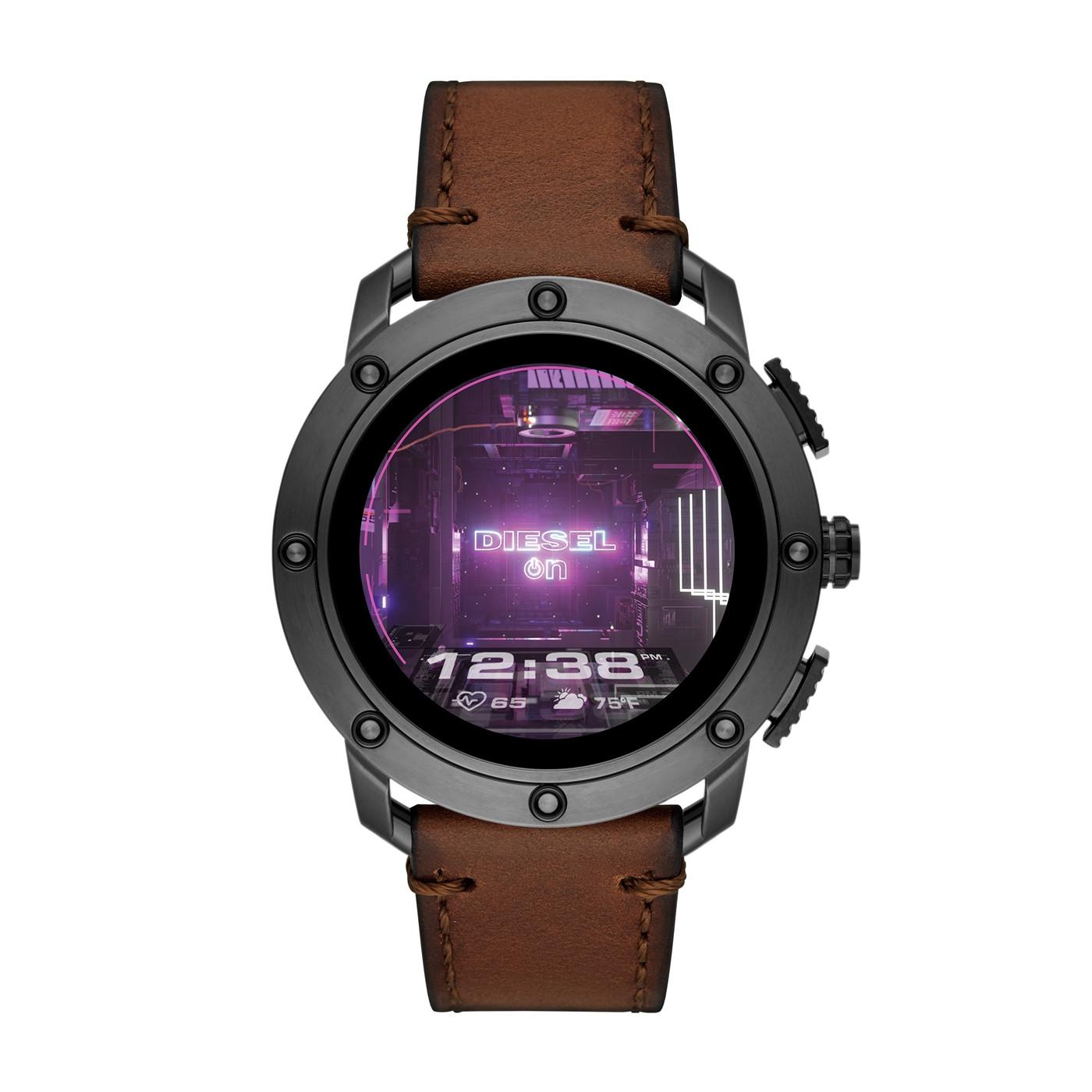 Diesel on Axial Gen 5 Display Smartwatch DZT2032
