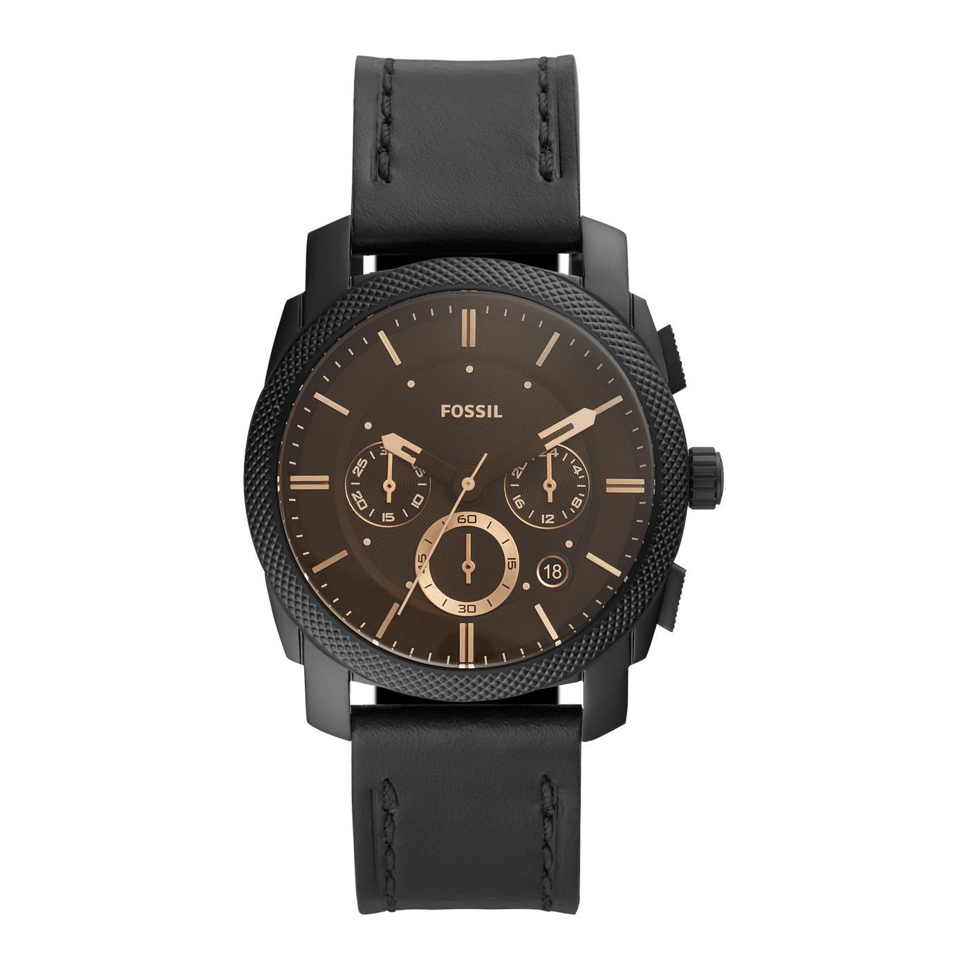 Fossil Machine Chrono horloge FS5586