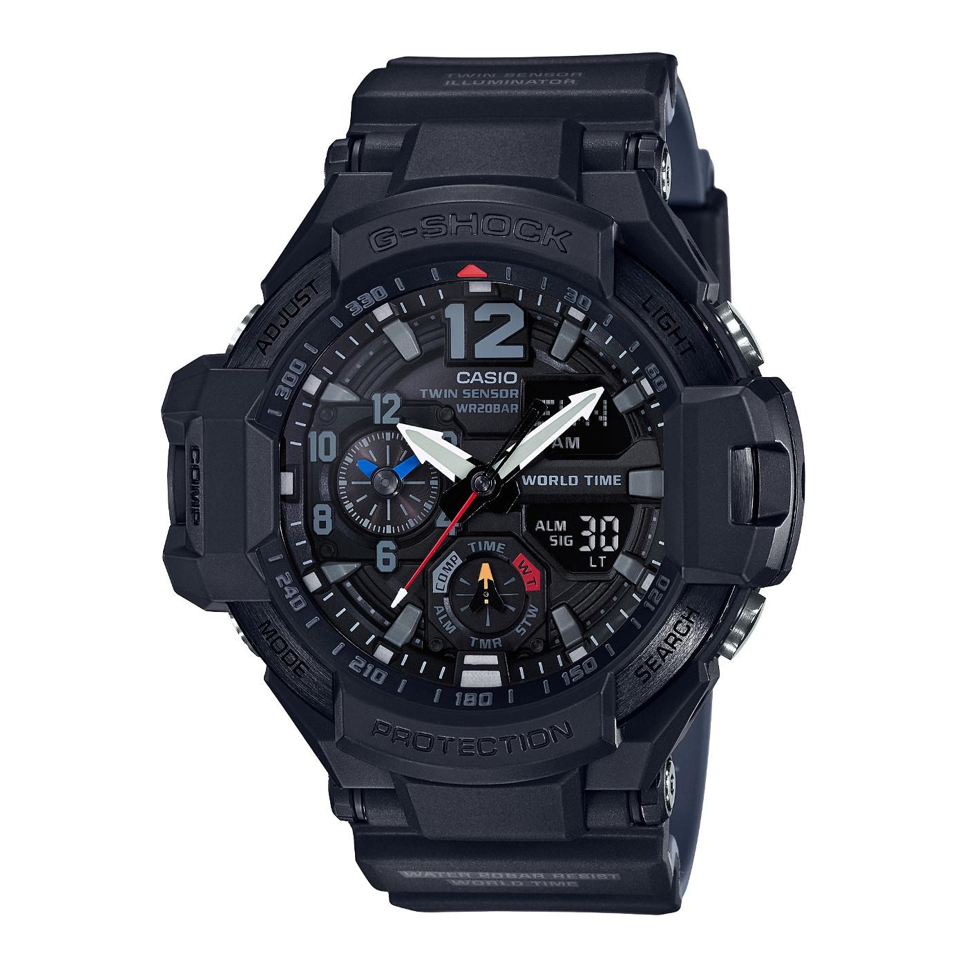 G-Shock Gravitymaster horloge GA-1100-1A1ER