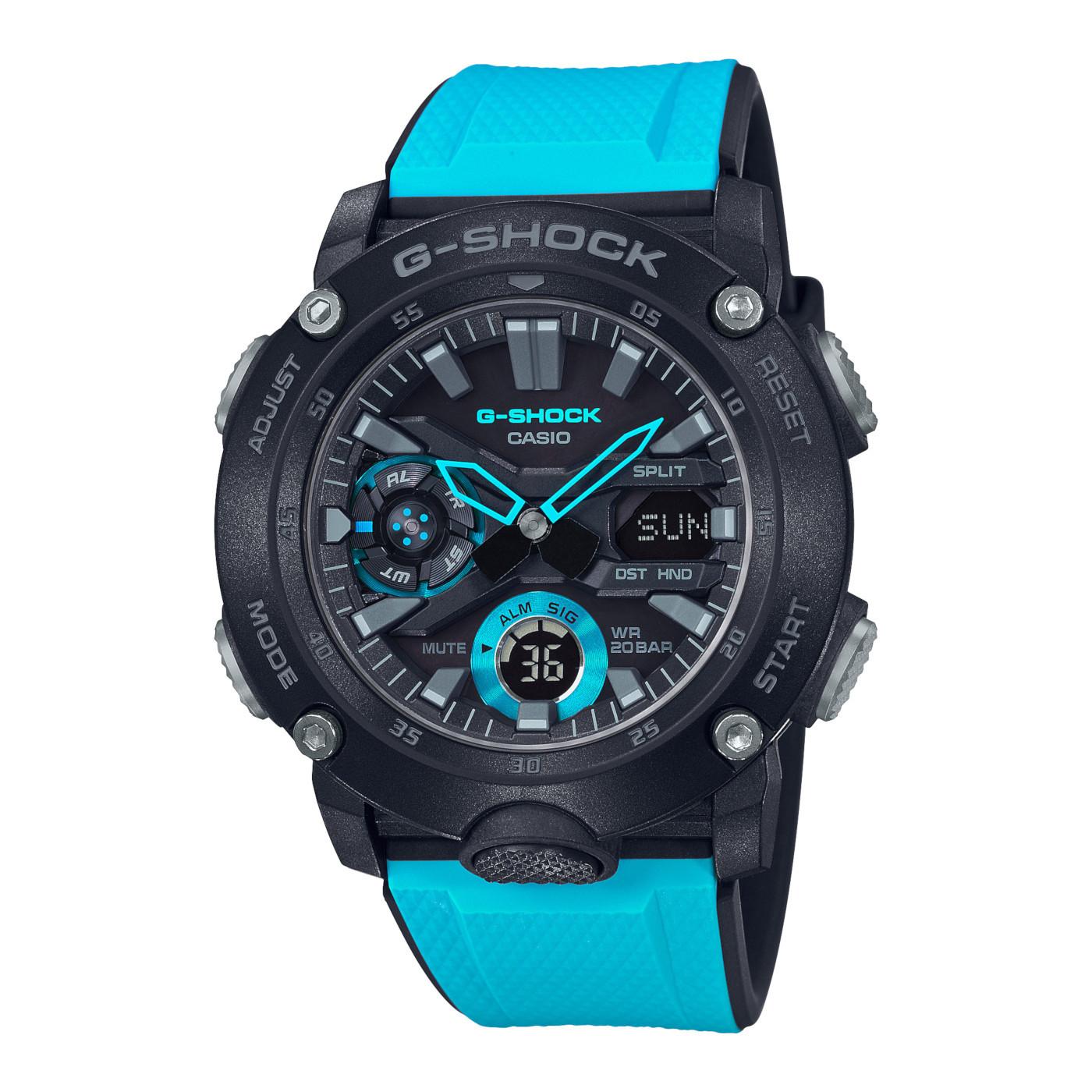 G-Shock horloge GA-2000-1A2ER