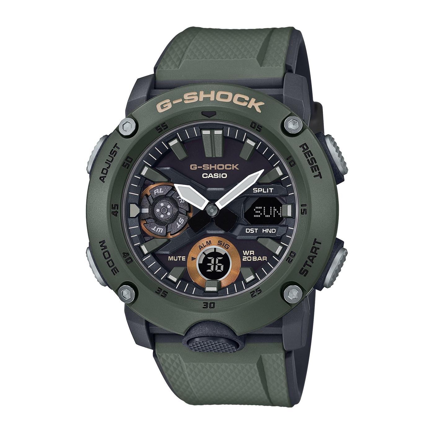 G-Shock Classic Horloge GA-2000-3AER