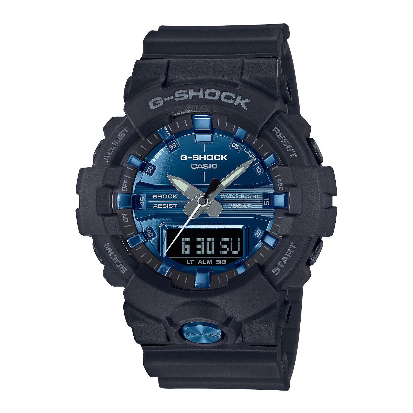 G-Shock Metallic Mirror horloge GA-810MMB-1A2ER