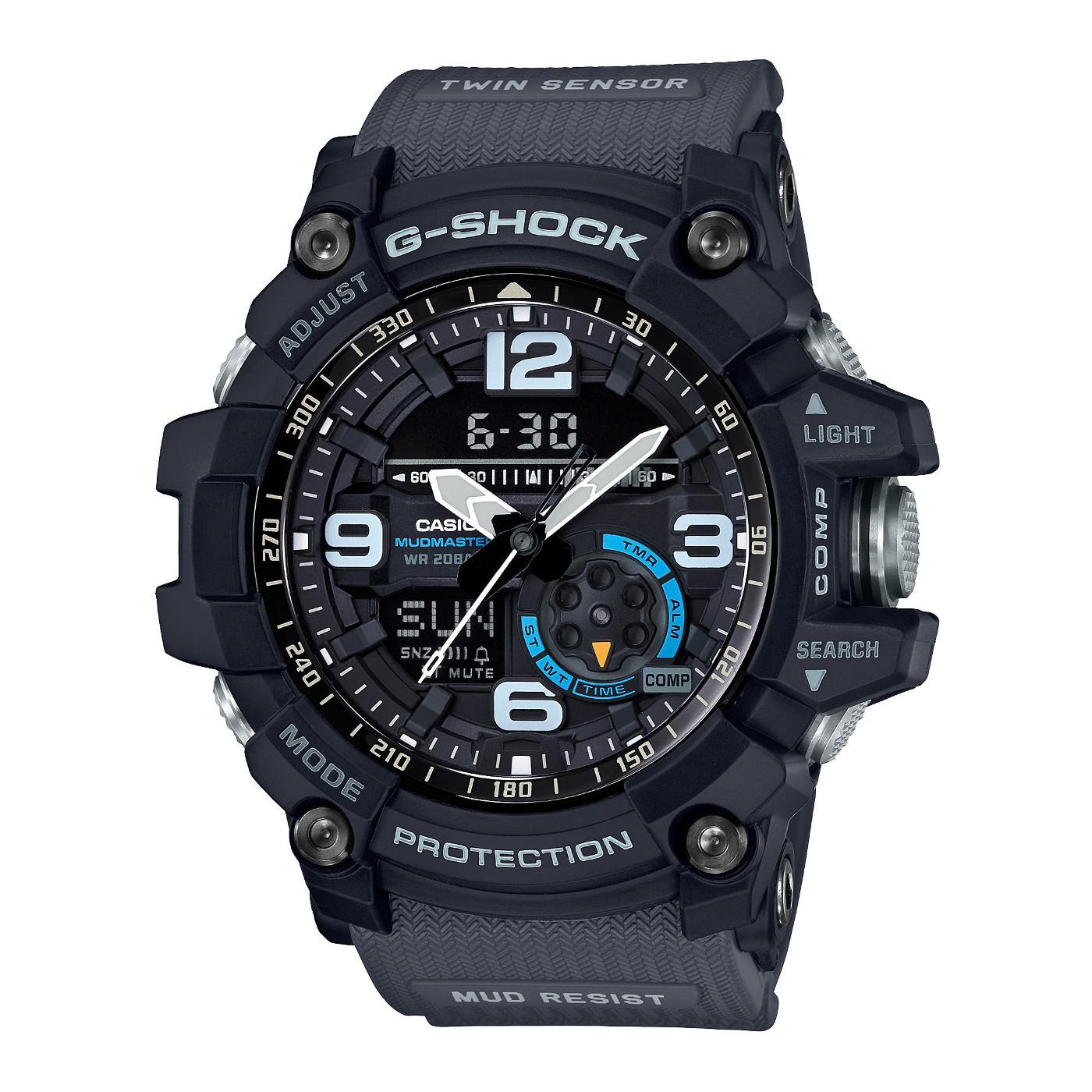 G-Shock Mudmaster horloge GG-1000-1A8ER