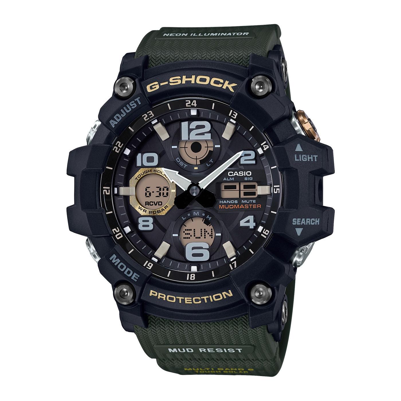 G-Shock Mudmaster horloge GWG-100-1A3ER
