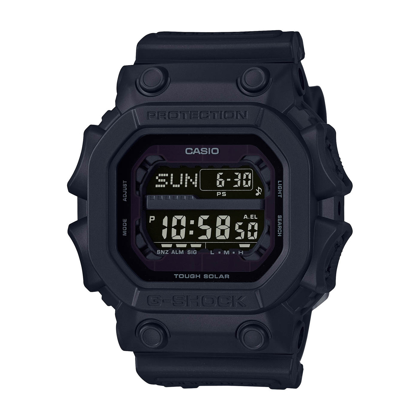 G-Shock Black-Out horloge GX-56BB-1ER