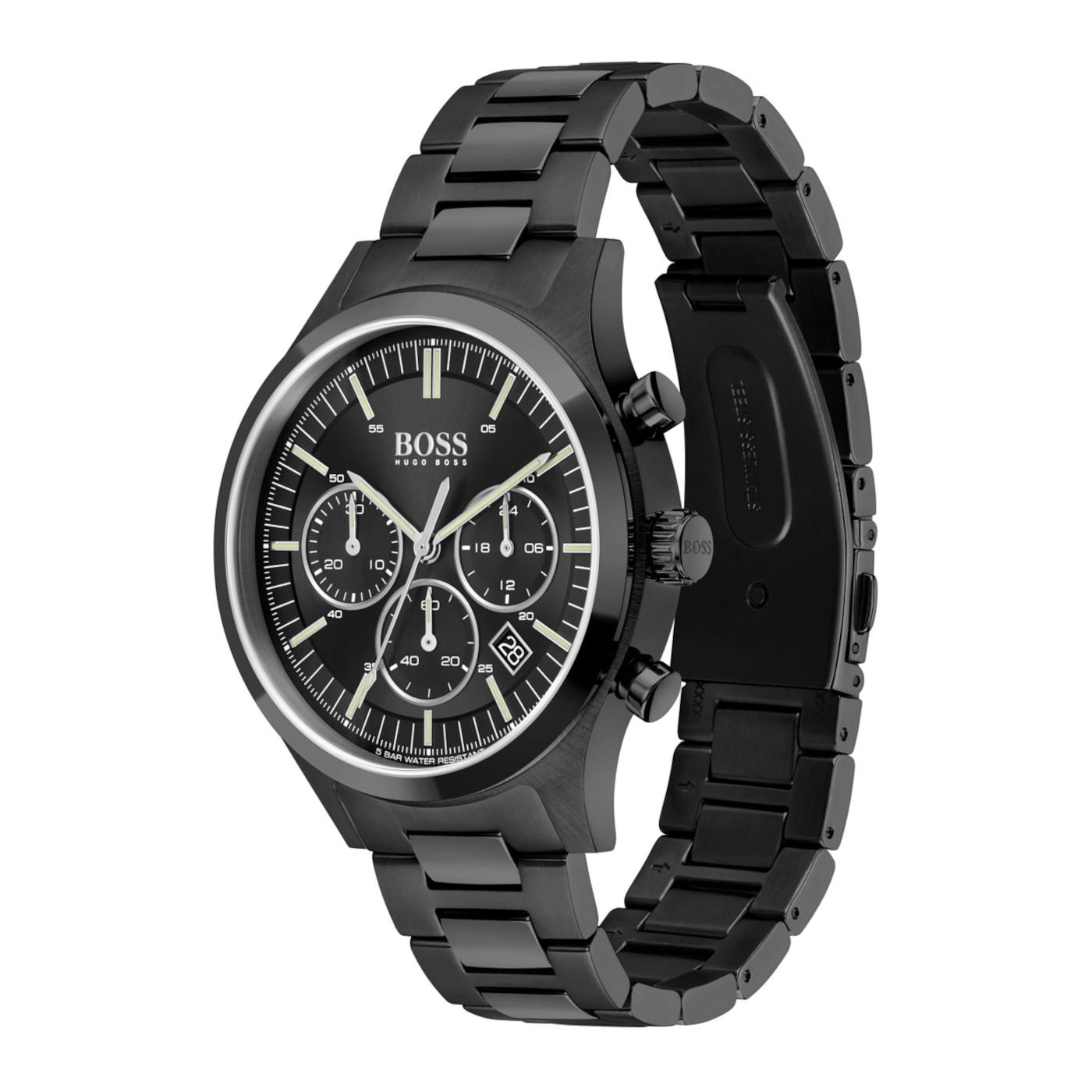 BOSS Metronome Chronograaf horloge HB1513802
