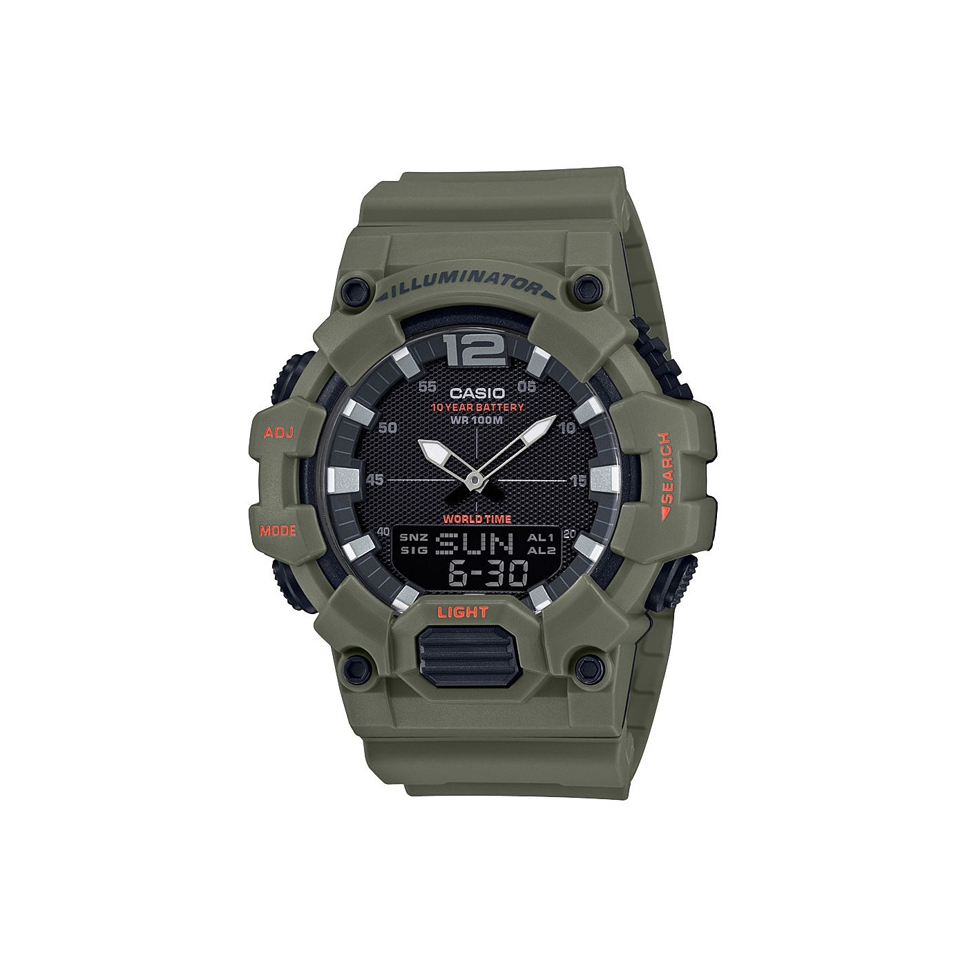 Casio Collection Horloge HDC-700-3A2VEF