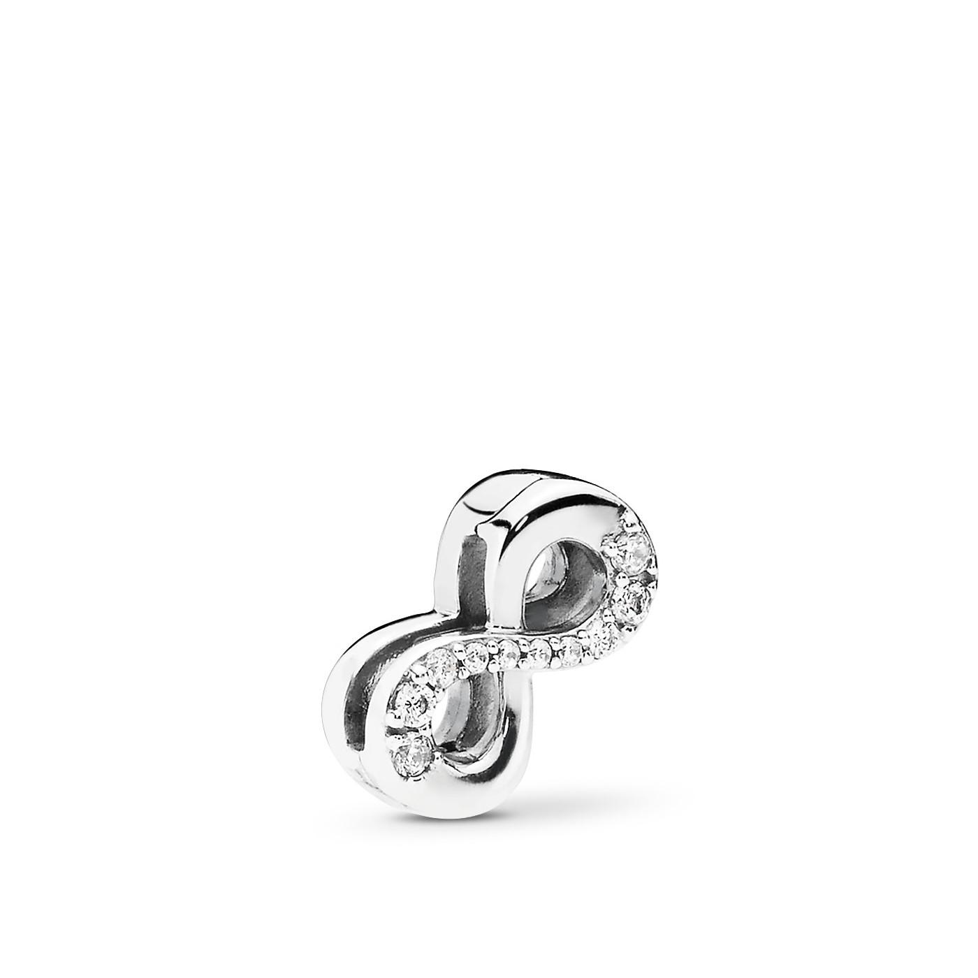 Pandora Reflexions 925 Sterling Zilveren Infinity Bedel 797580CZ
