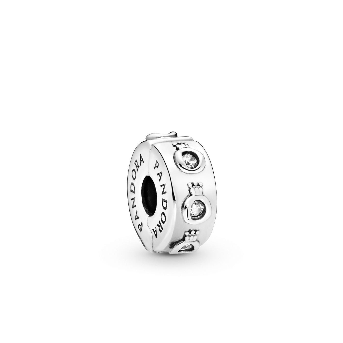 Pandora Moments 925 Sterling Zilveren Crown O Bedel 798326CZ