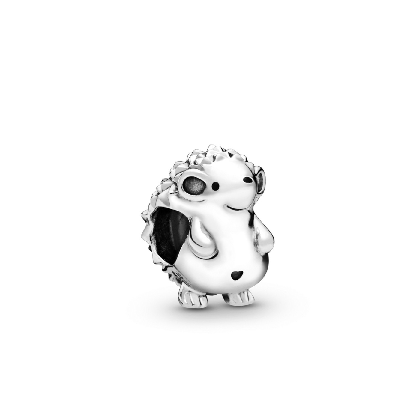 Pandora Moments 925 Sterling Zilveren Hedgehog Bedel 798353EN16