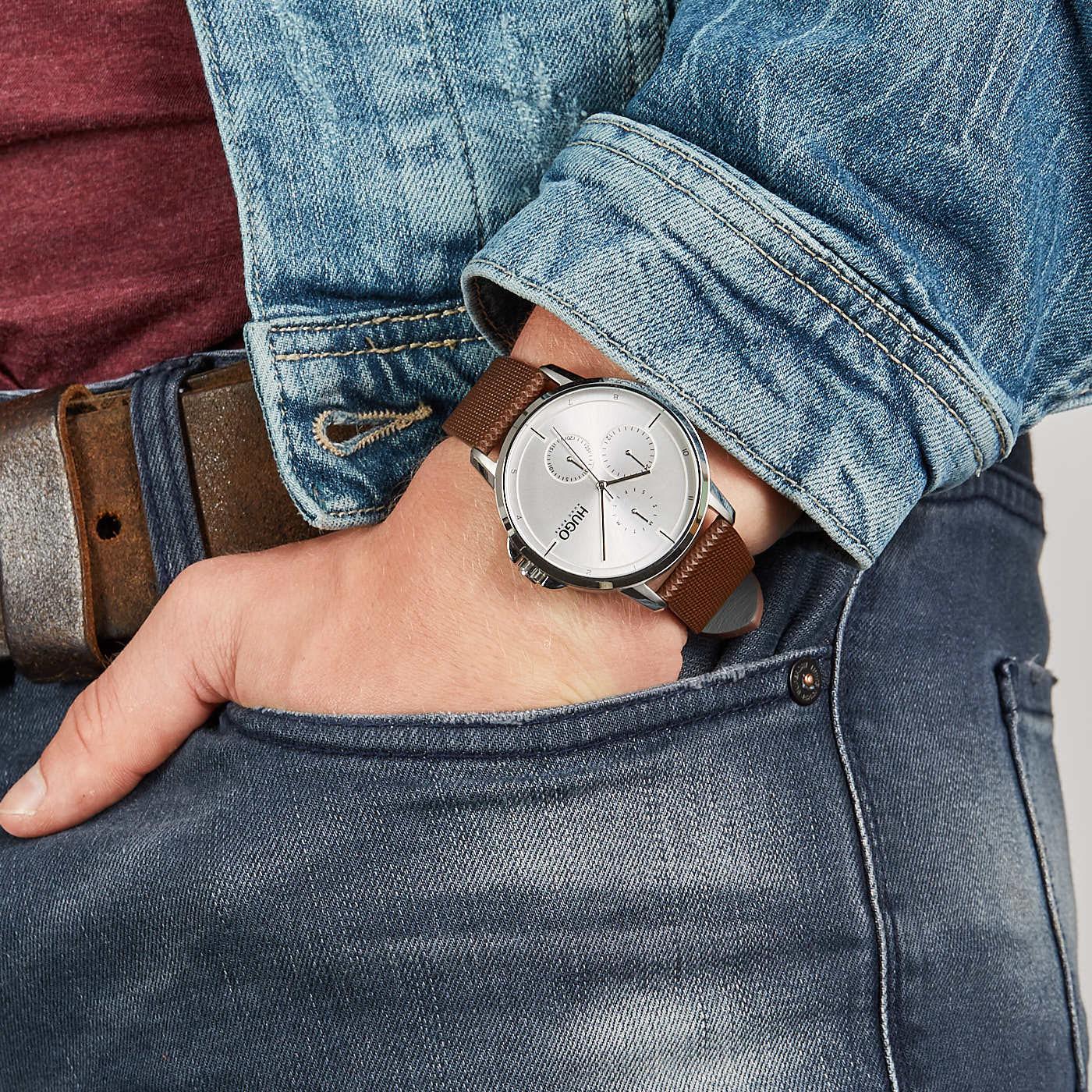 HUGO Focus horloge HU1530023