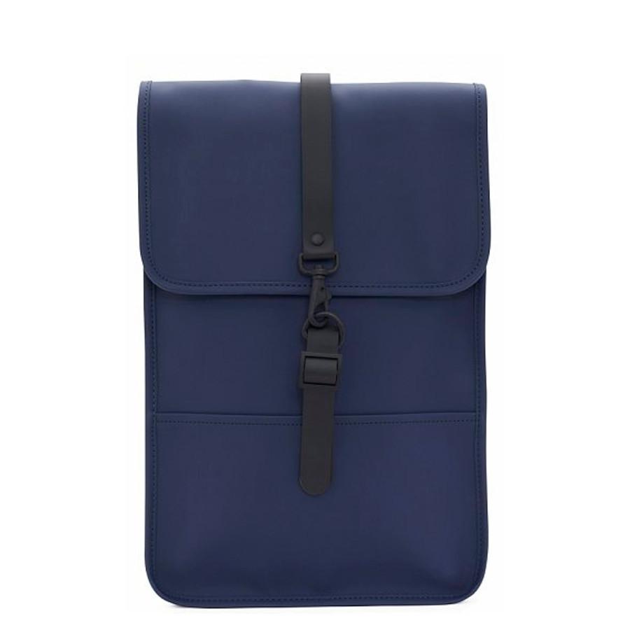 Rains Backpack Blue Rugzak R1220-02