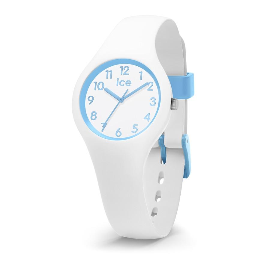 Ice-Watch Glam Cotton White Kids horloge IW015348 (28 mm)
