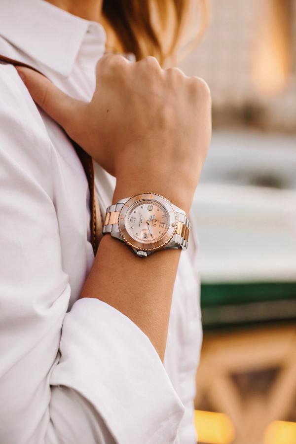 Ice-Watch ICE-Steel Bicolor horloge IW016769 (40 mm)