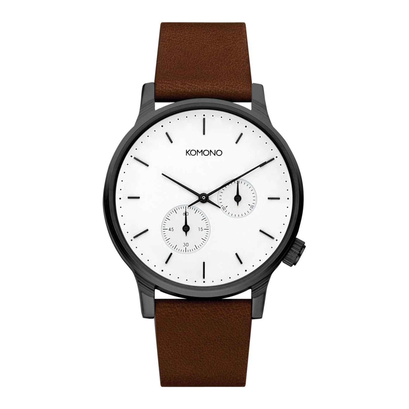 Komono Winston Double horloge KOM-W3054