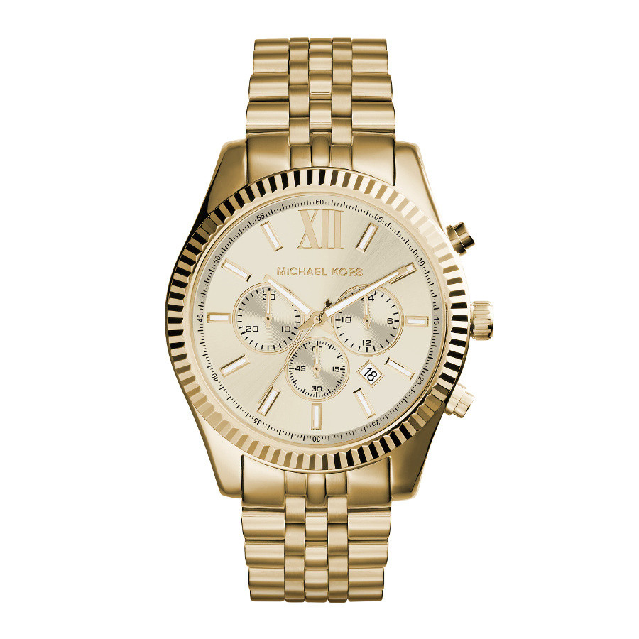 Michael Kors Lexington horloge MK8281