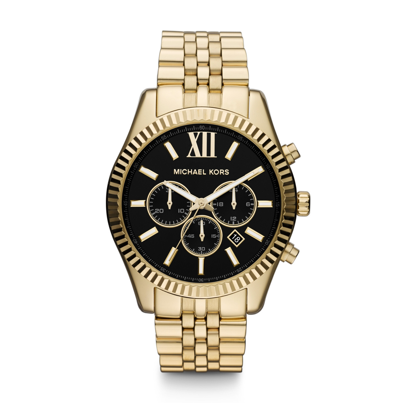 Michael Kors Lexington horloge MK8286