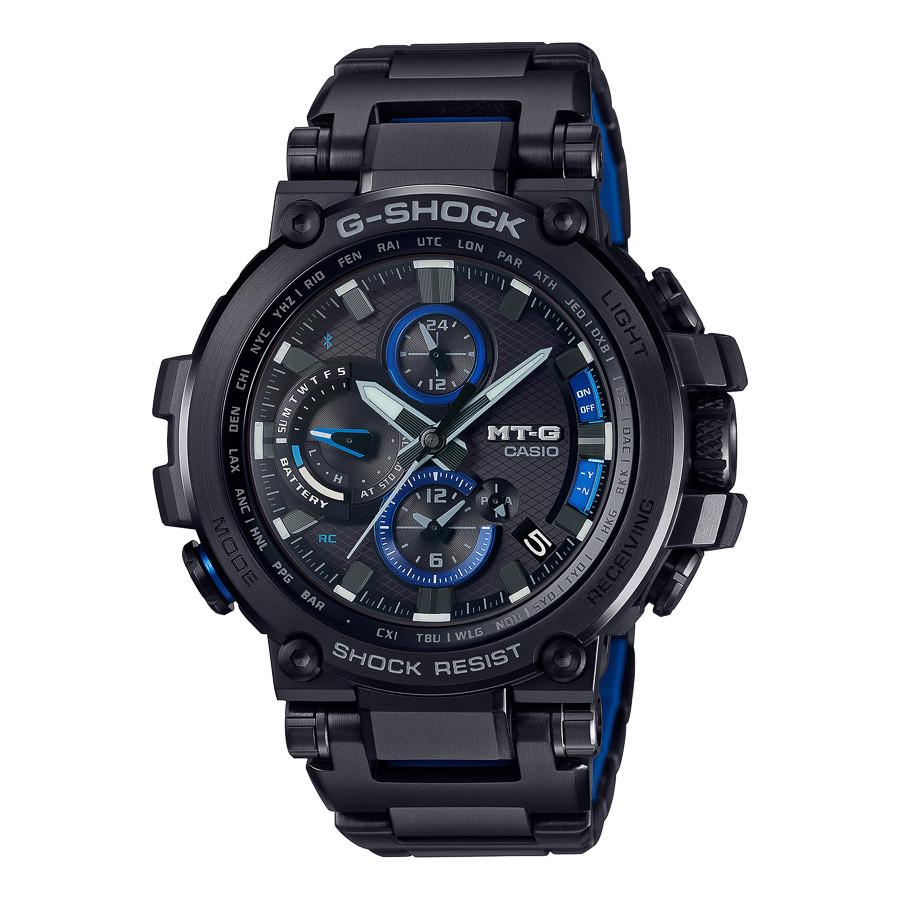 G-Shock MT-G Metal Twisted Bluetooth horloge MTG-B1000BD-1AER