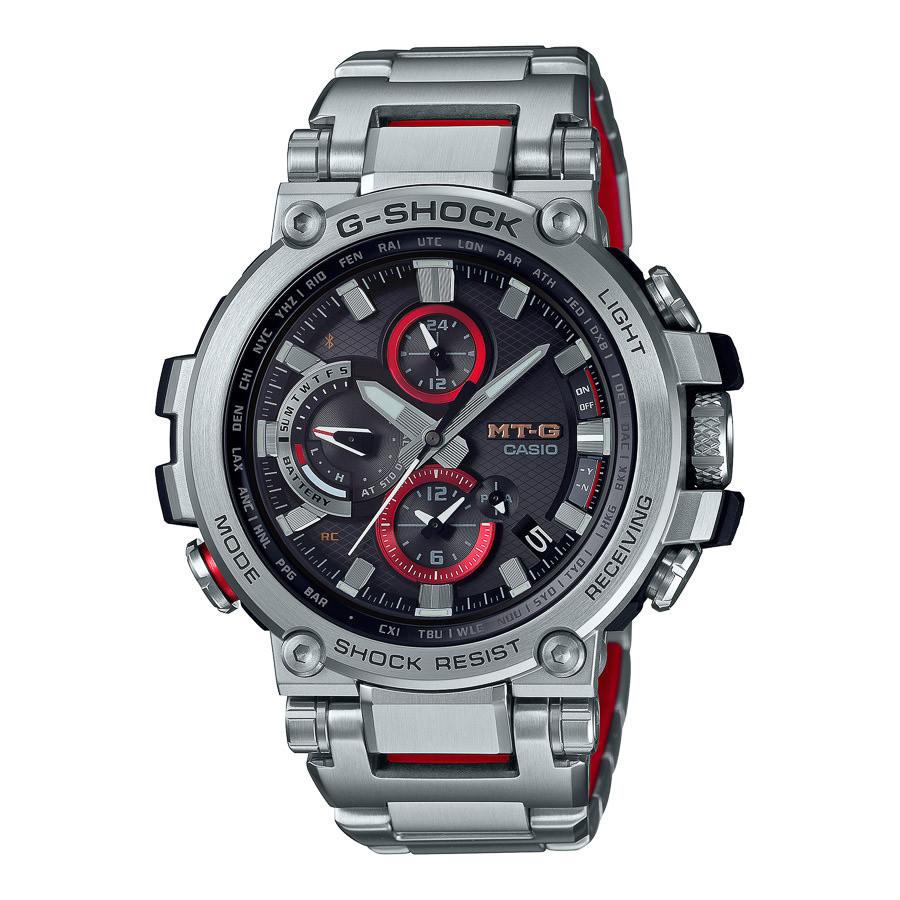 G-Shock MT-G Metal Twisted Bluetooth horloge MTG-B1000D-1AER