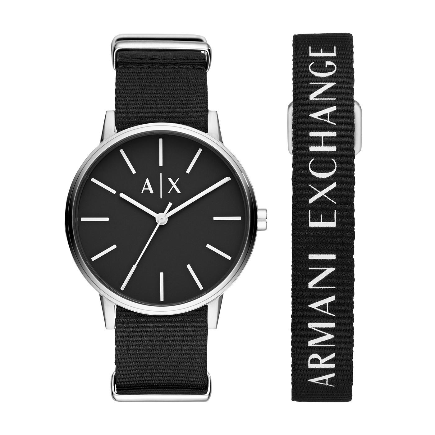 Armani Exchange Cayde horloge AX7111