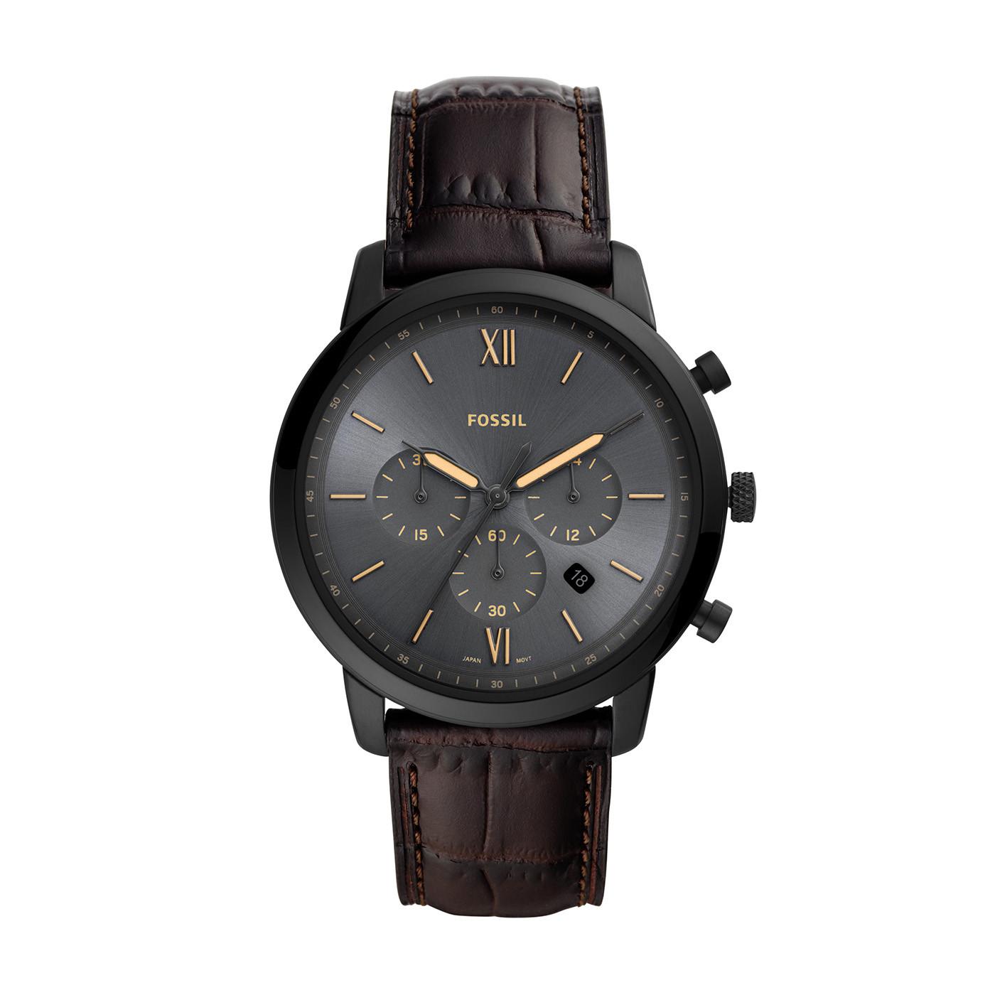 Fossil Neutra Chrono horloge FS5579