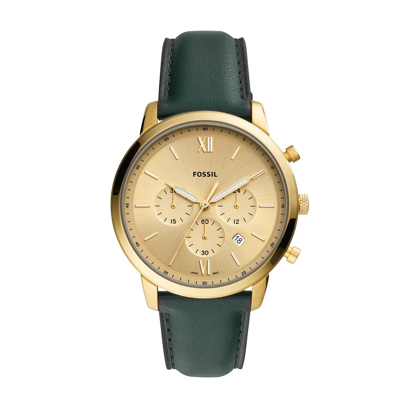 Fossil Neutra Chrono horloge FS5580