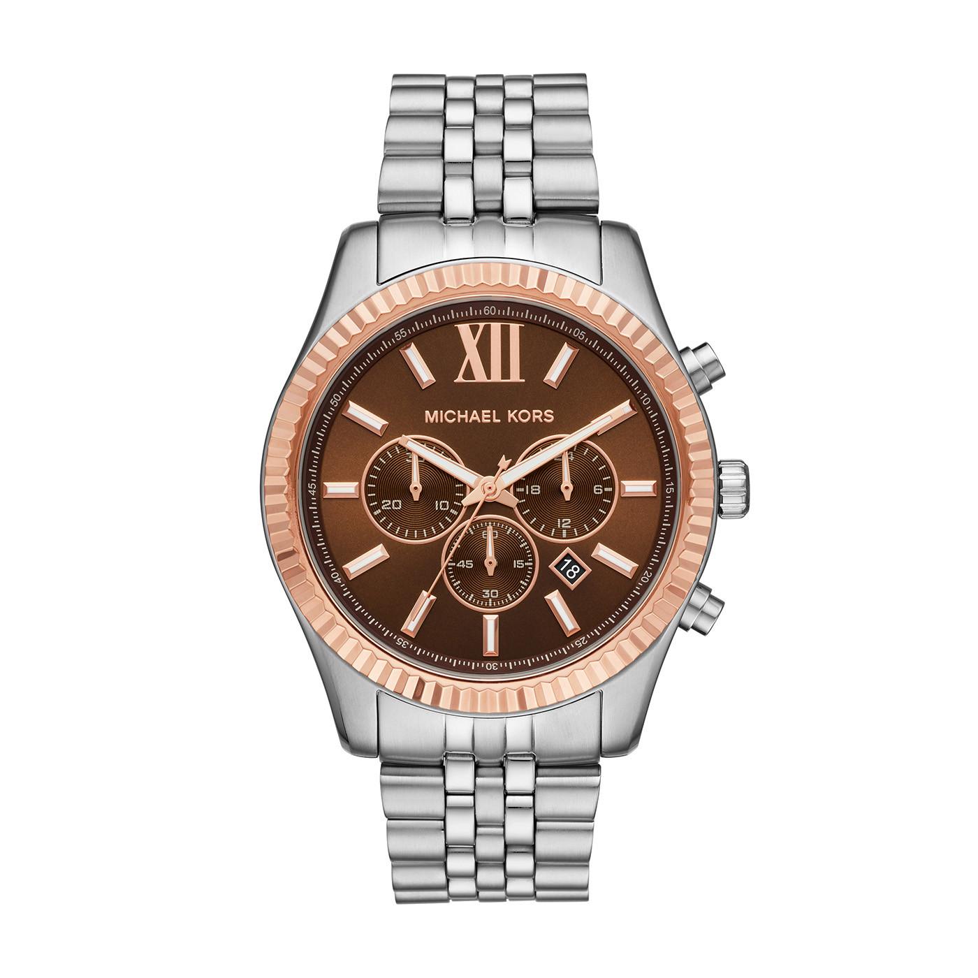 Michael Kors Lexington Chrono horloge MK8732