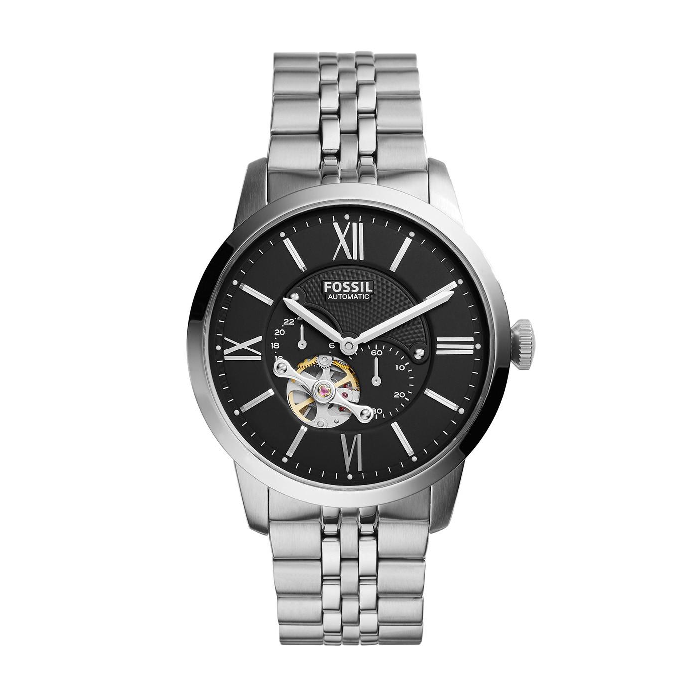 Fossil Townsman horloge ME3107