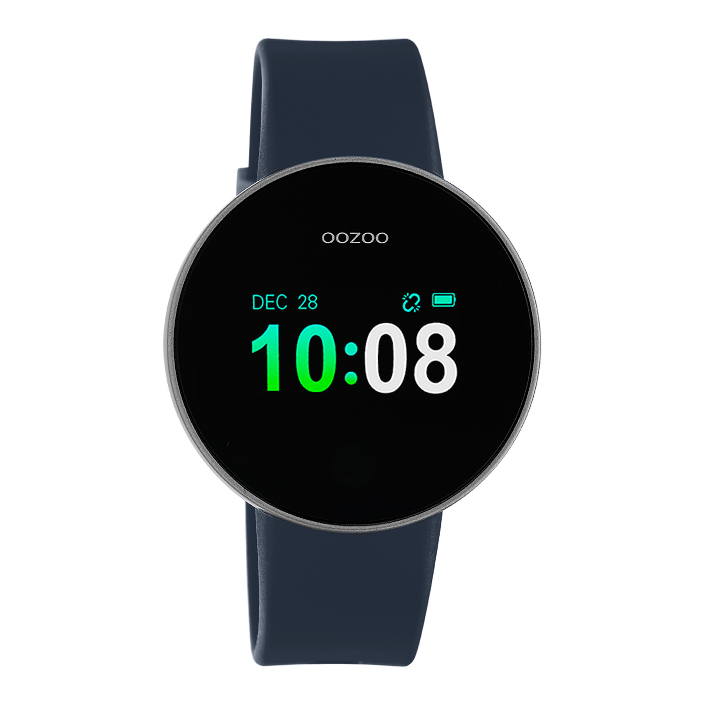 OOZOO Donkerblauw Display Smartwatch Q00206