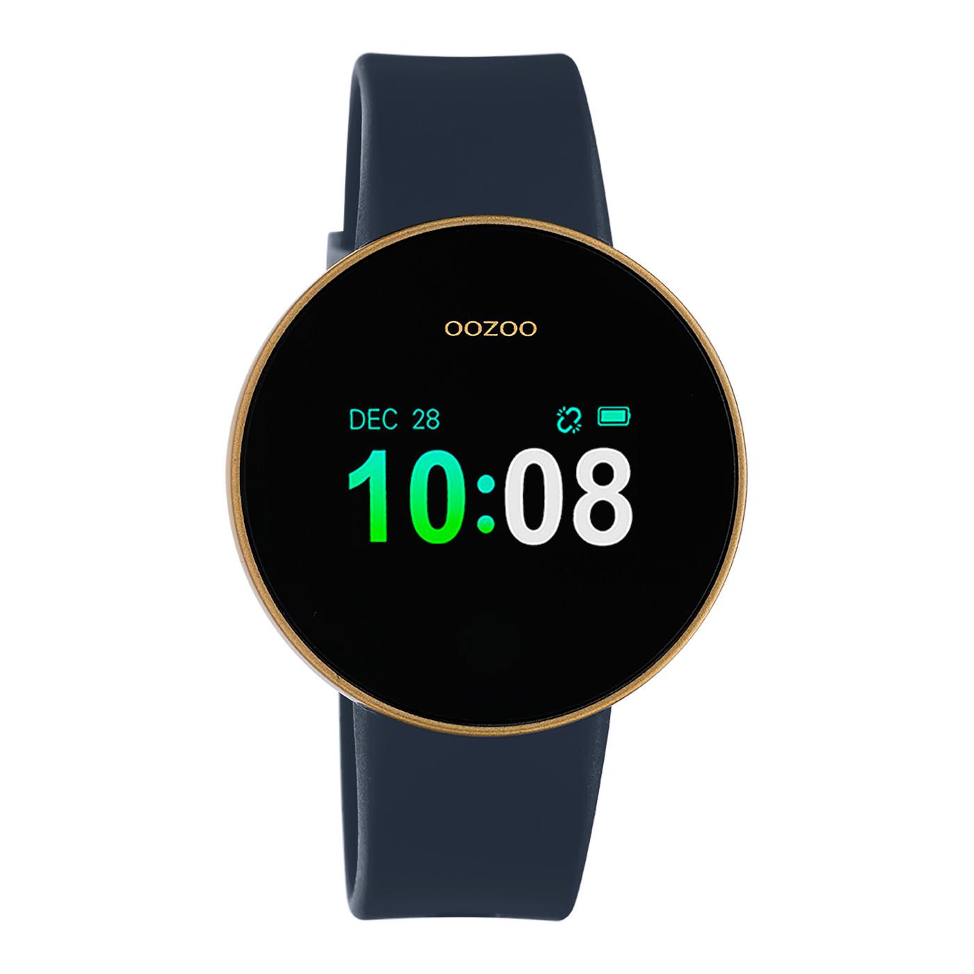 OOZOO Donkerblauw Display Smartwatch Q00207