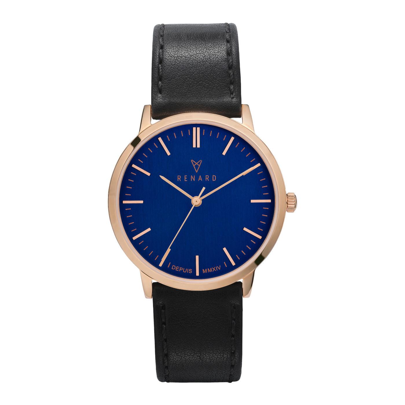 Renard Elite 35.5 horloge RA361RG40VBK