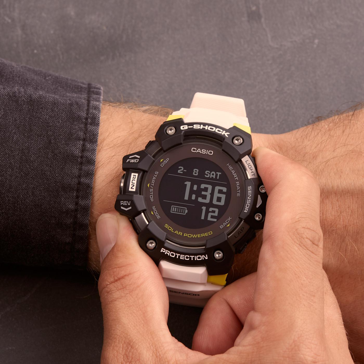 G-Shock G-Squad Smartwatch GBD-H1000-1A7ER