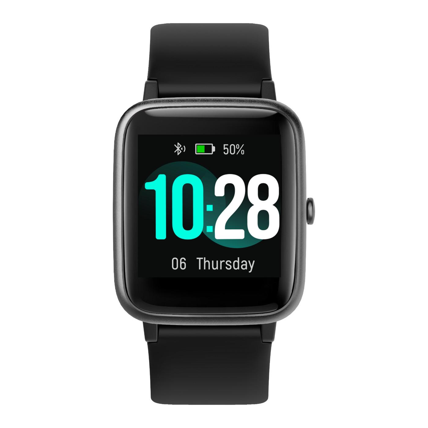 Smartwatch Trends Zwart Display Smartwatch S205L