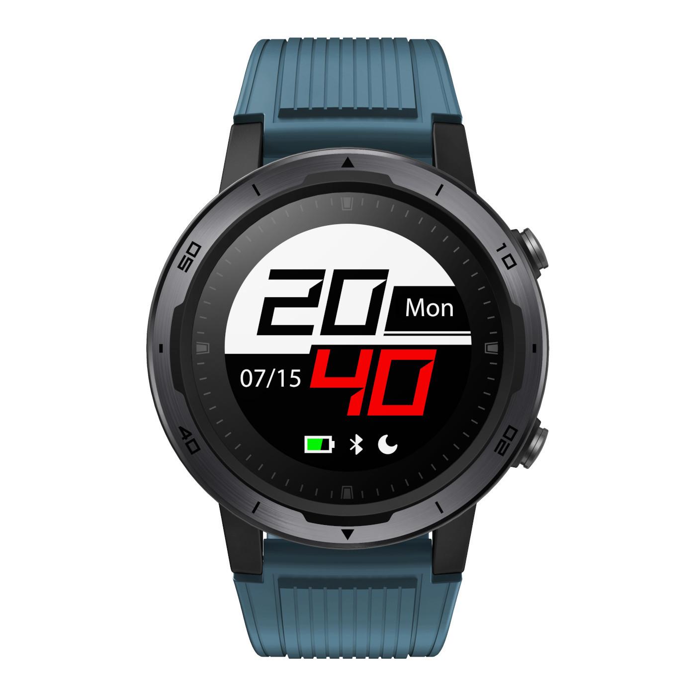 Smartwatch Trends Blauw Display Smartwatch S215G-2