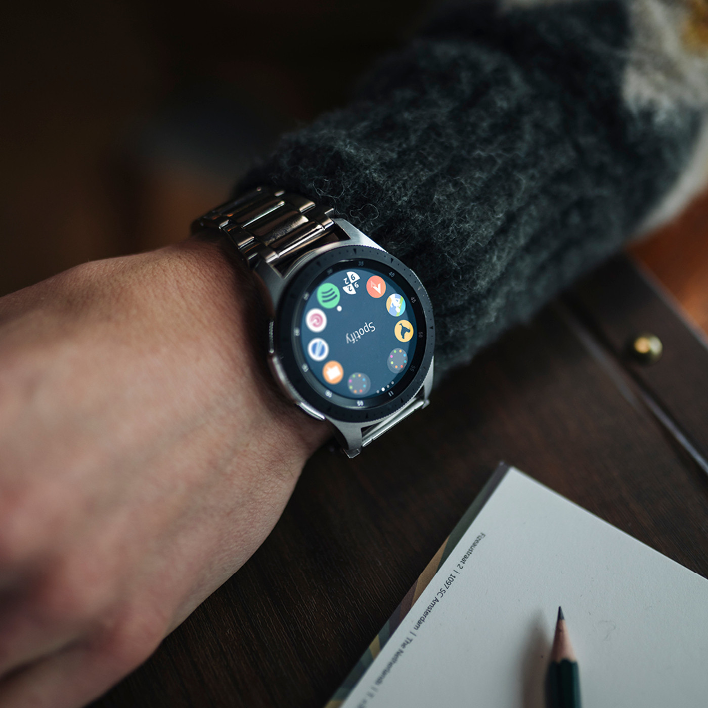 Samsung Special Edition Gear S3 Classic BT SA.S3CLSL