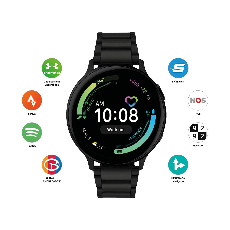Samsung Special Edition Galaxy Active2 Display Smartwatch SA.R820BS