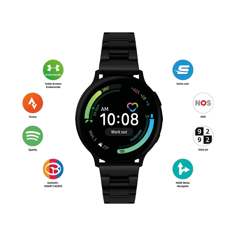 Samsung Special Edition Galaxy Active2 Display Smartwatch SA.R830BS