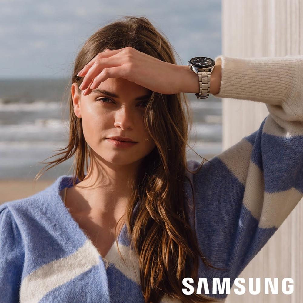 Samsung Special Edition Galaxy 3 Display Smartwatch met 2 Extra Horlogebandjes SA.R850SD