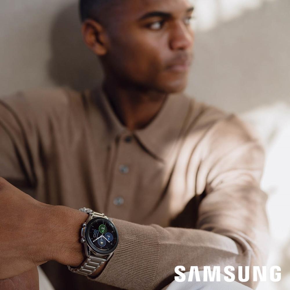 Samsung Special Edition Galaxy 3 Display Smartwatch met 2 Extra Horlogebandjes SA.R850SH